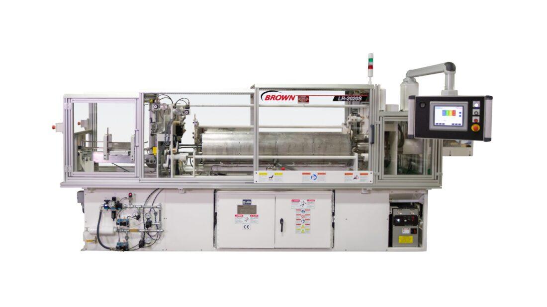 Brown Machine Group Brown LR-2020S LIp Roller