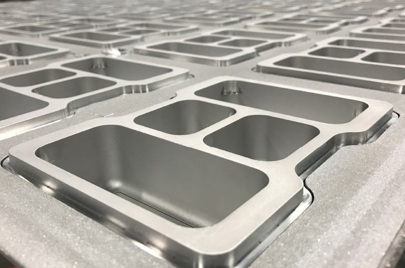 Fast Domestic Delivery of Form Fill and Seal Tooling