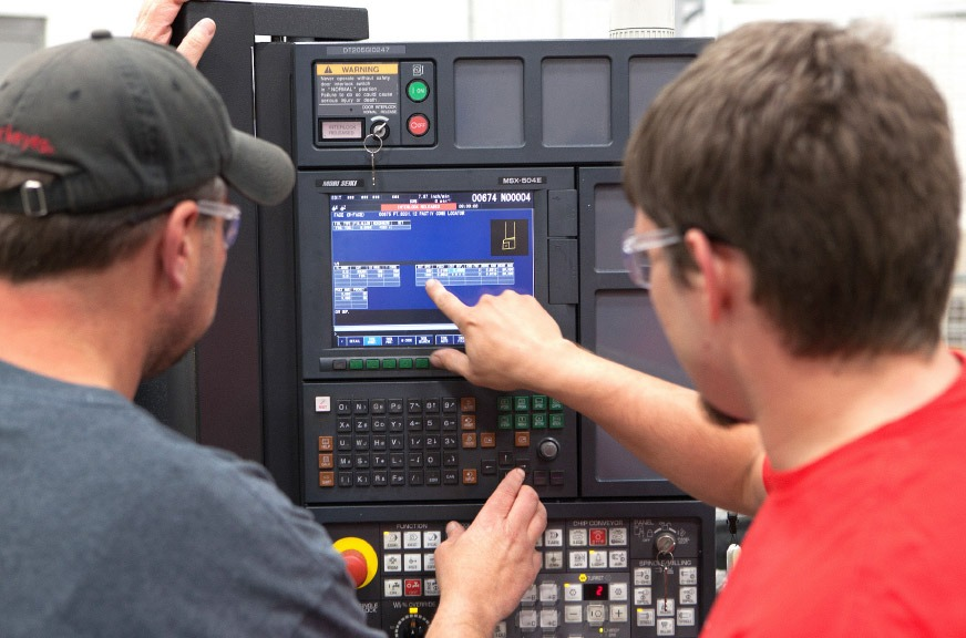 Lower Cost Form Fill and Seal Tooling by Brown Machine Group